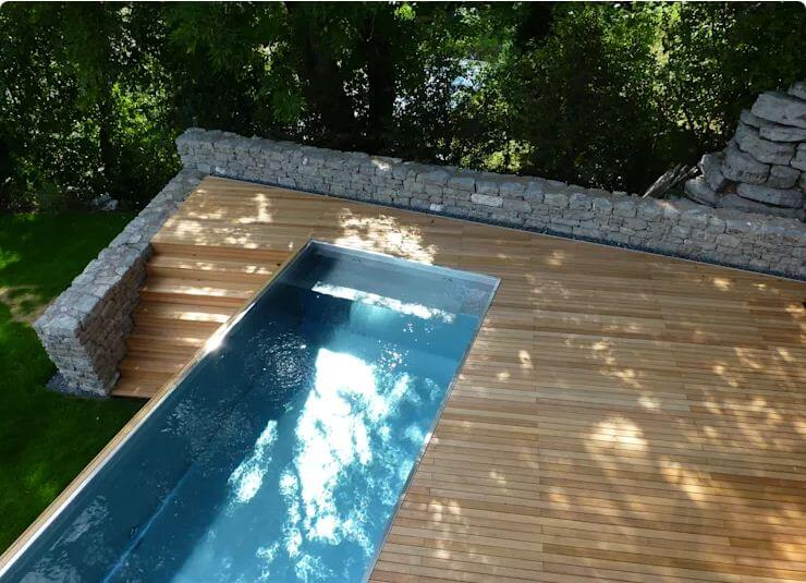 22 mẫu hồ bơi tuyệt đẹp giúp đập tan cái nắng nóng ngày hè - 20