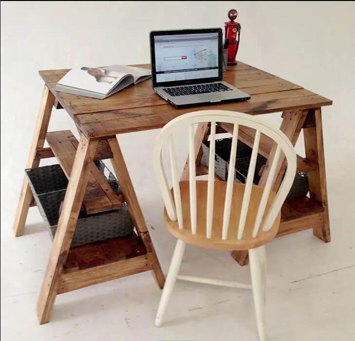Mẫu bàn ghế gỗ nhỏ đẹp số 15