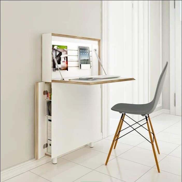 Mẫu bàn ghế gỗ nhỏ đẹp số 17