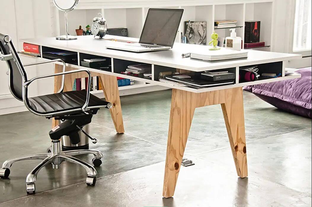 Mẫu bàn ghế gỗ nhỏ đẹp số 19
