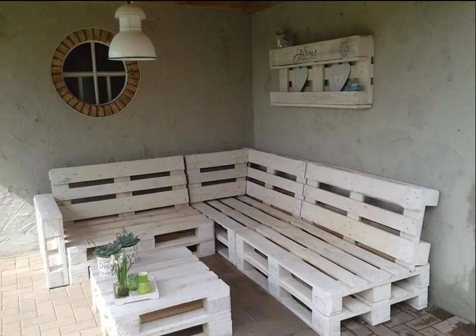 Mẫu bàn ghế gỗ nhỏ đẹp số 31