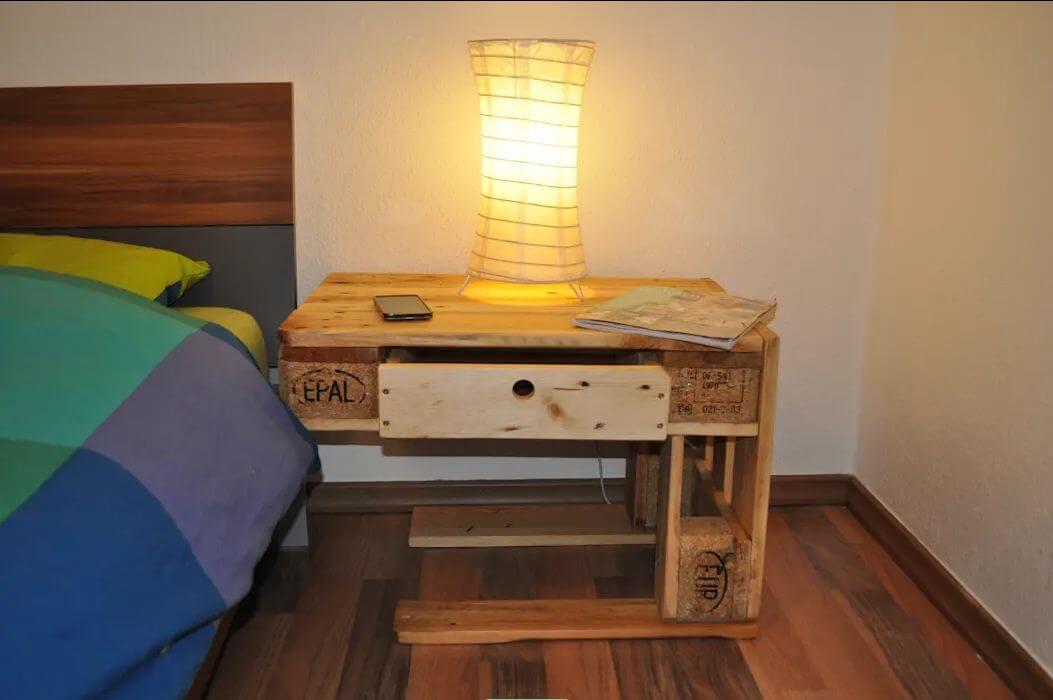 Mẫu bàn ghế gỗ nhỏ đẹp số 34