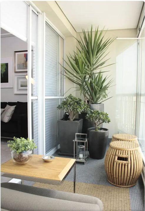 Mây tre đan truyền thống - Vật liệu nội thất