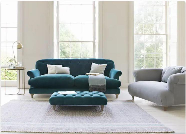 Vải nhung - Vật liệu nội thất