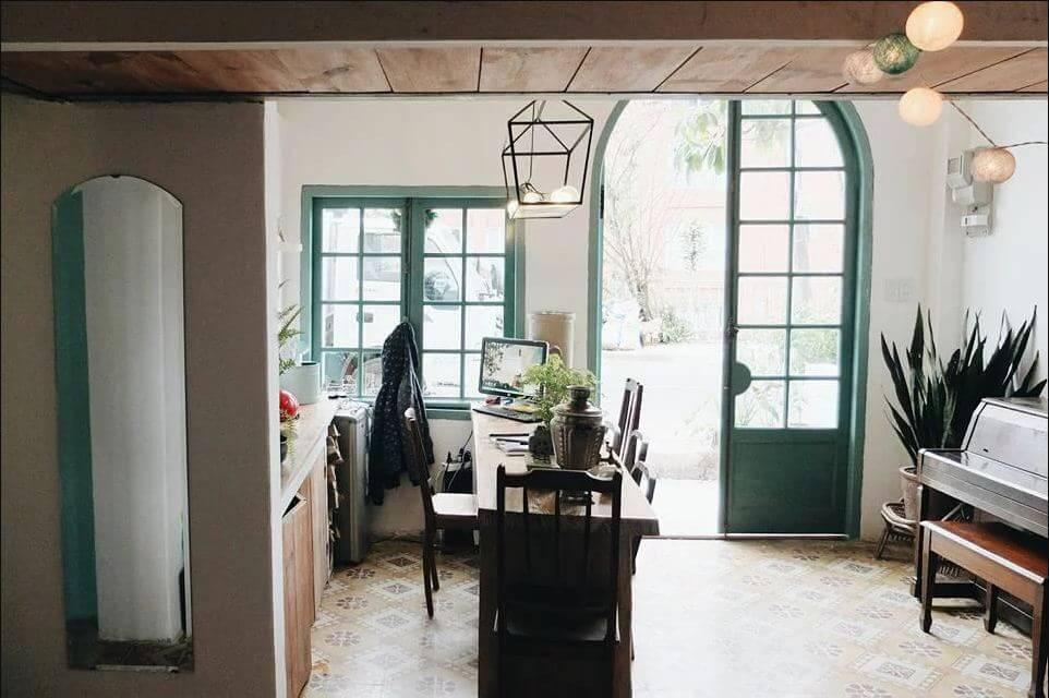Kết hợp hài hòa với các chất liệu của phong cách đa dạng - Trang trí phòng khách đẹp