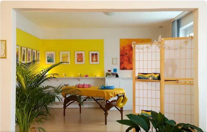 Phòng bếp với tone màu vàng chanh - Nhà bếp đẹp