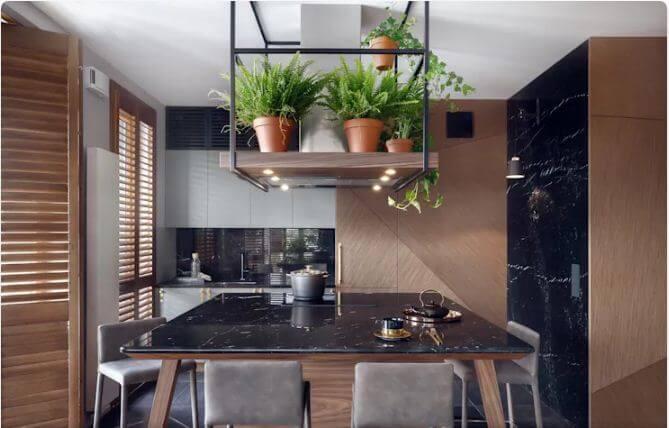 Bếp thân thiện với môi trường - Nhà bếp đẹp