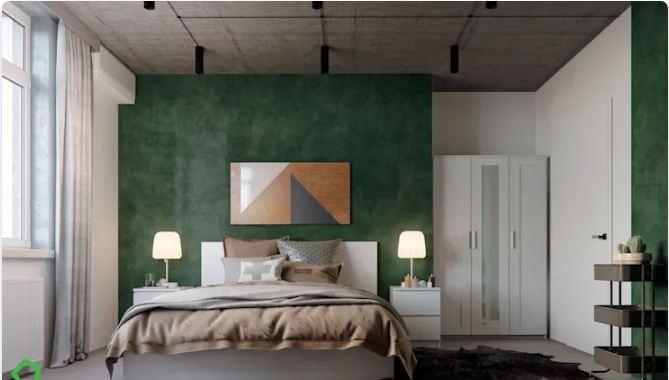 Màu sơn sẫm - Trang trí nội thất nhà