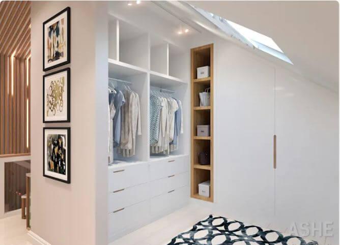 Tủ mở - Trang trí nội thất nhà