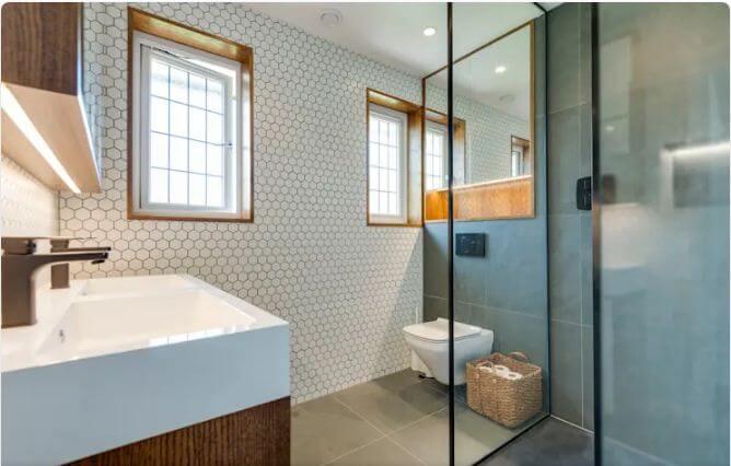 Cải tạo phòng tắm - Trang trí nội thất nhà