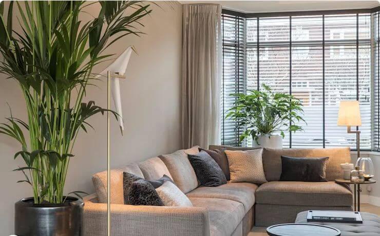 Làm mát không gian nhà với rèm và cửa gỗ - Cách chống nóng - 1