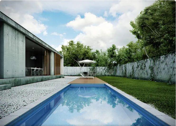Giảm nhiệt cho ngôi nhà bằng các ứng dụng xây dựng lâu đài - Cách chống nóng - 1