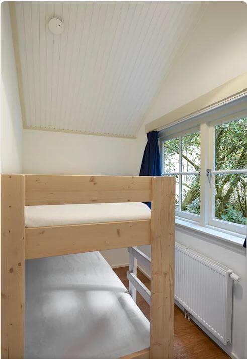 Không gian phòng ngủ - Căn hộ 45m2