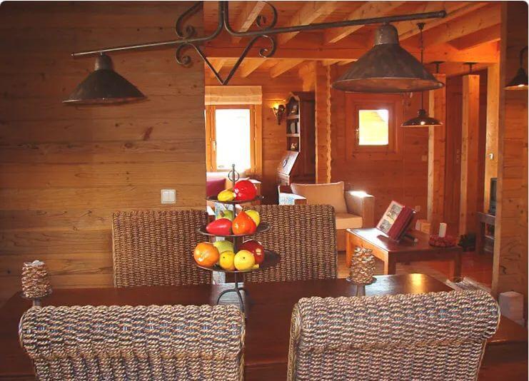 Phòng ăn - Nhà vườn 2 tầng