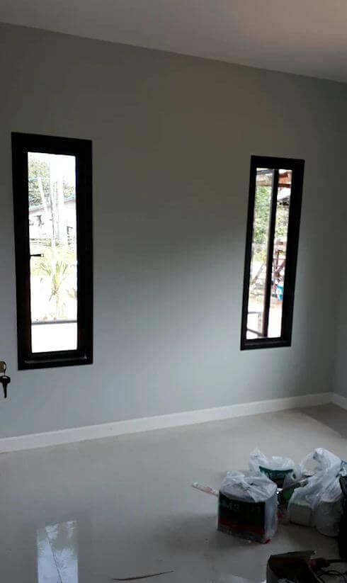 Cách bố trí cửa sổ - Xây nhà trệt 3 gian 70m2