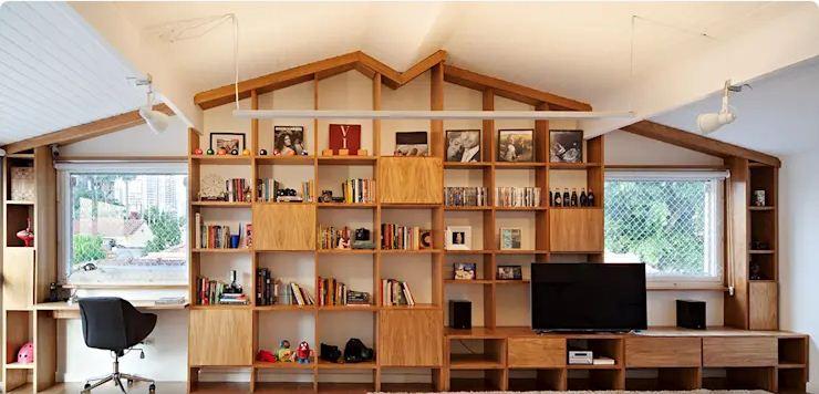 Phòng SHC tầng 2 - Mẫu nhà nhỏ 2 tầng