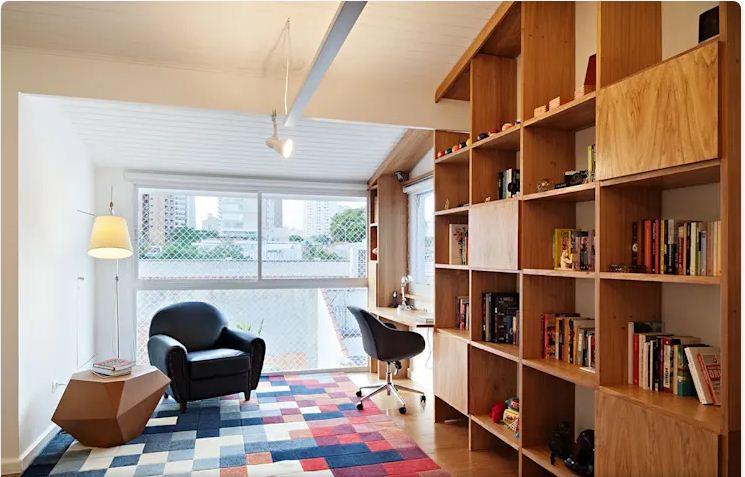 Phòng SHC tầng 2 - Mẫu nhà nhỏ 2 tầng - 1