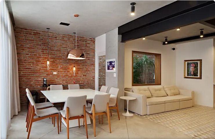 Không gian phòng bếp, phòng ăn - Mẫu nhà nhỏ 2 tầng - 1