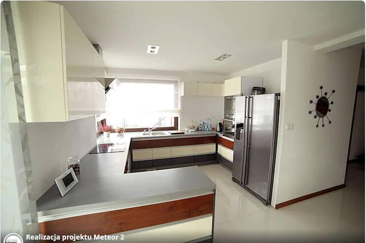 Phòng bếp hiện đại - Căn nhà 120m2