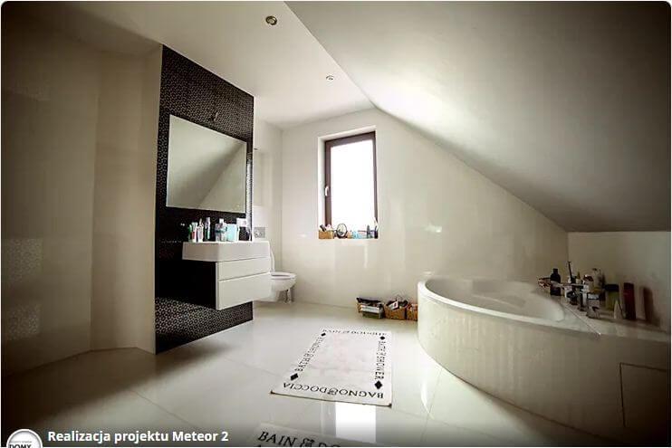 Phòng tắm Elegant - Căn nhà 120m2