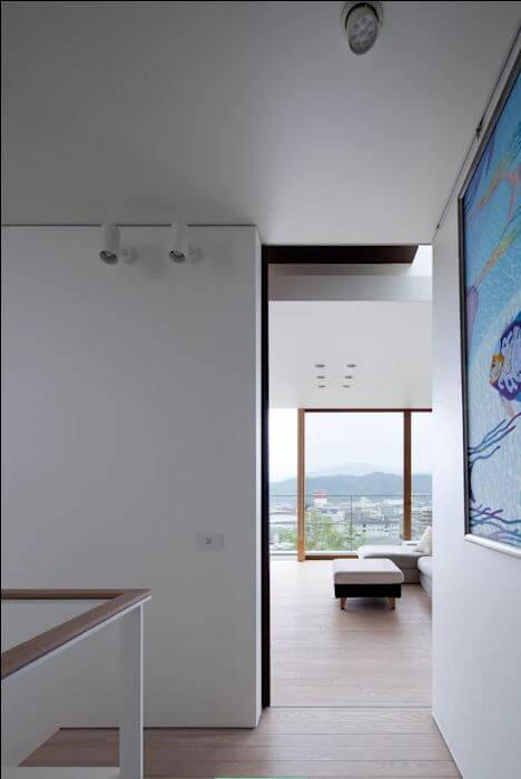 Bước gần hơn với không gian trên tầng 2 - Nhà Nhật 2 tầng