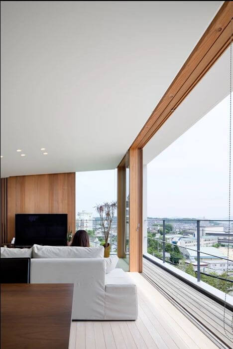 Thư giãn tận hưởng không gian - Nhà Nhật 2 tầng