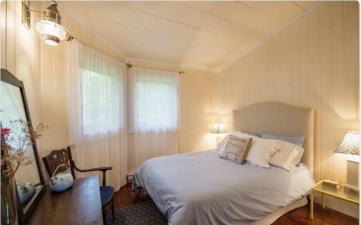 Phòng ngủ giản dị và thoải mái - Ngôi nhà đồng quê - 1