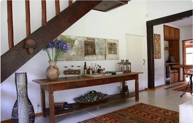 Phong cách trang trí cổ điển - Nhà đẹp 1 tầng