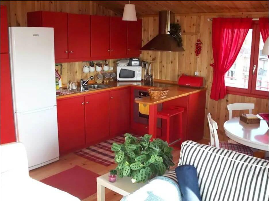 Nhà bếp gọn gàng, sang trọng - Nhà đẹp cấp 4