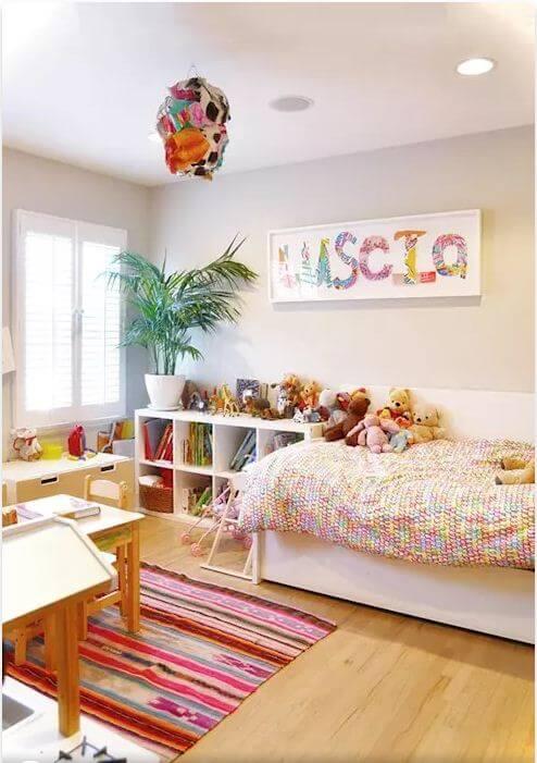 Phòng ngủ ngọt ngào cho bé gái - Nhà nghỉ dưỡng