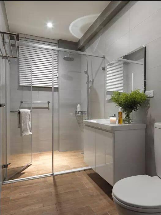 Phòng tắm hiện đại - Thiết kế nhà ở hiện đại