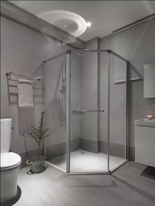 Phòng tắm hiện đại - Thiết kế nhà ở hiện đại - 1