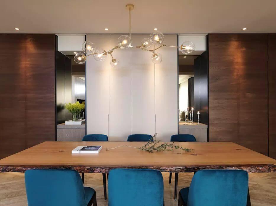 Bàn đa chức năng - Thiết kế nhà ở hiện đại
