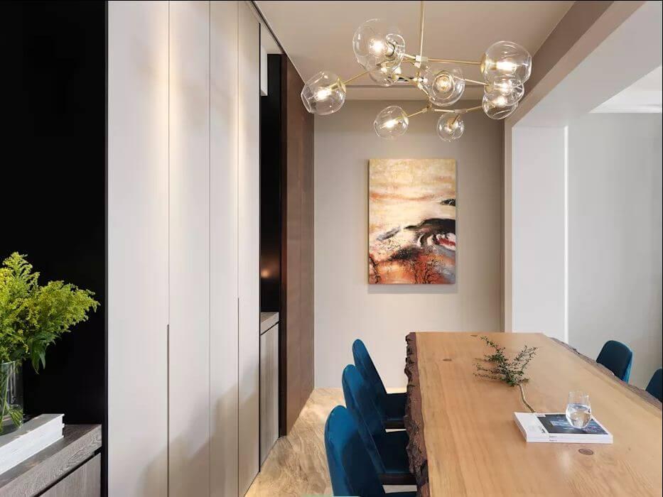 Bàn đa chức năng - Thiết kế nhà ở hiện đại - 1