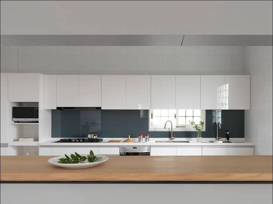 Căn bếp hiện đại và tiện nghi - Thiết kế nhà ở hiện đại