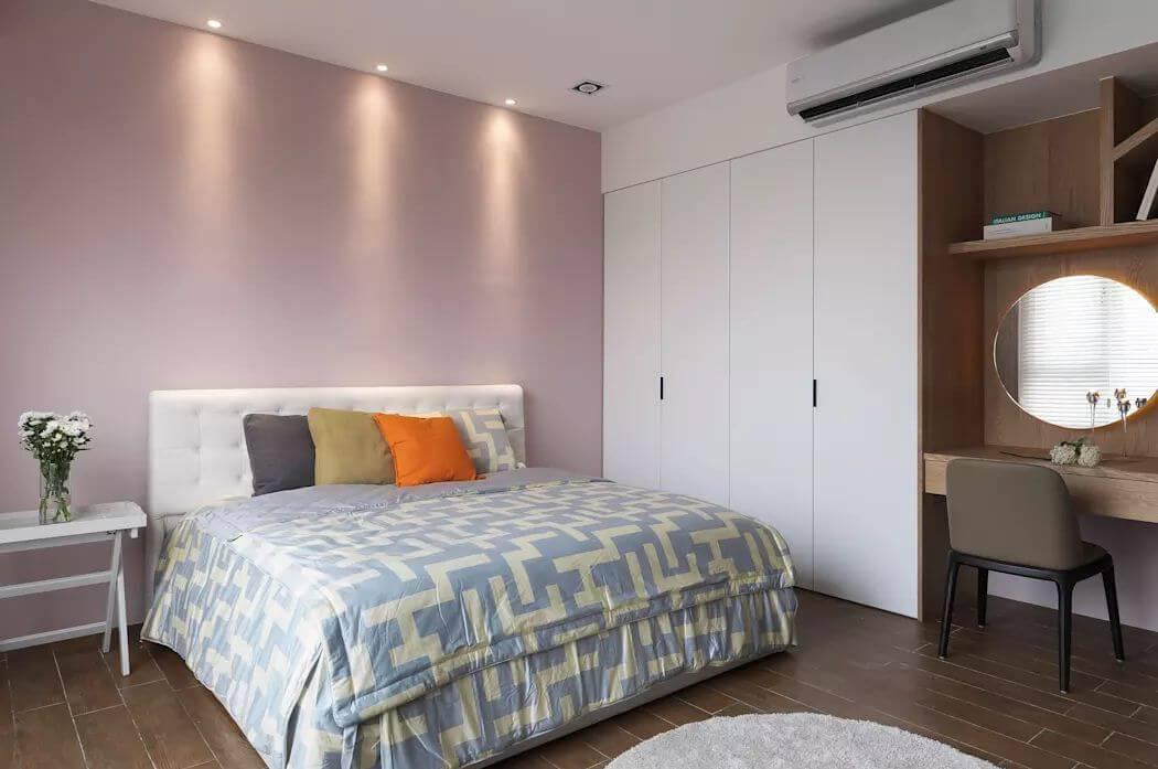 Thiết kế phòng ngủ đa dạng - Thiết kế nhà ở hiện đại - 1
