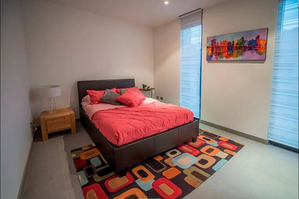 Thiết kế phòng ngủ nhỏ - 8