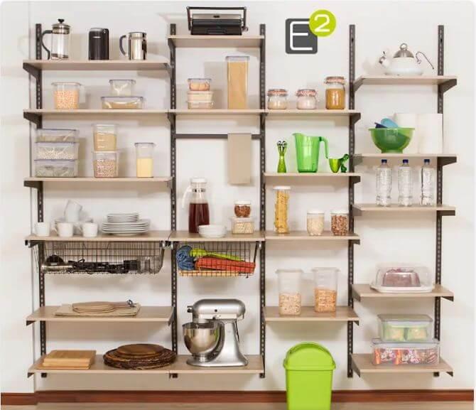 Tủ bếp - Tủ đựng đồ