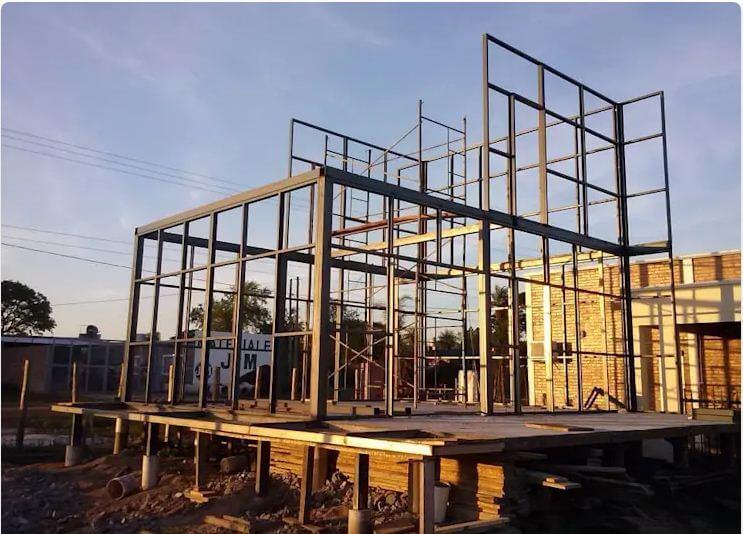 Cấu trúc căn nhà - Xây nhà cấp 4