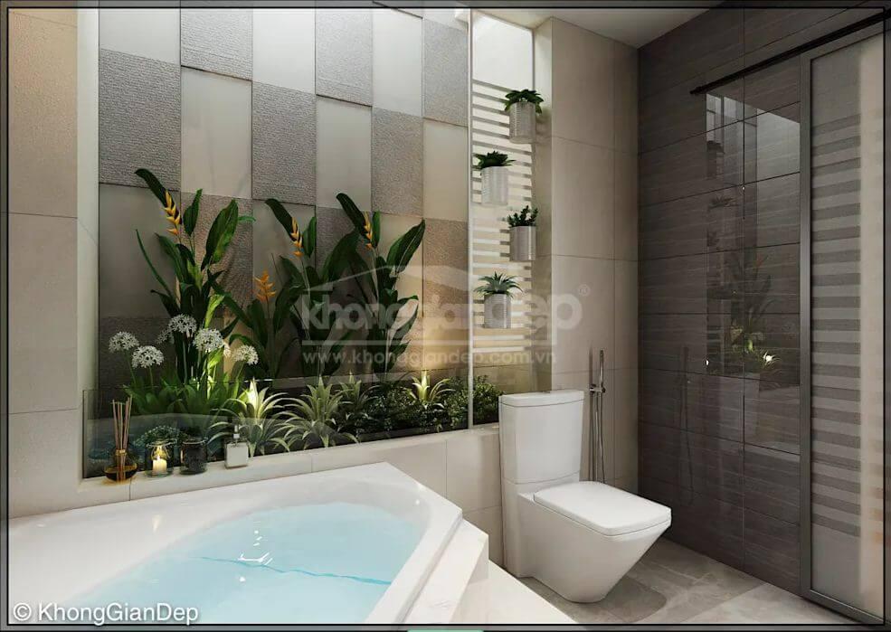 10 loại cây xanh nên trồng trong phòng tắm thêm phần sinh động - 9