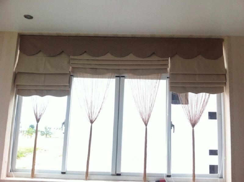 Tách rèm giữa các ô cửa - Lưu ý khi treo các mẫu rèm cửa