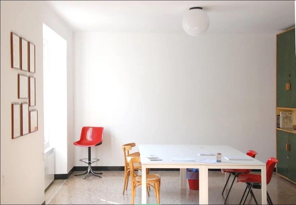 Phòng làm việc teamwork - Thiết kế phòng làm việc