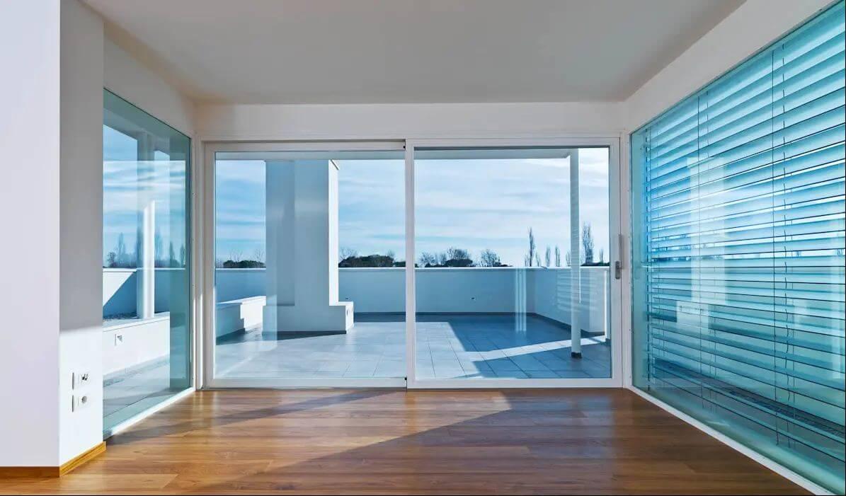 Mẫu cửa sổ kính