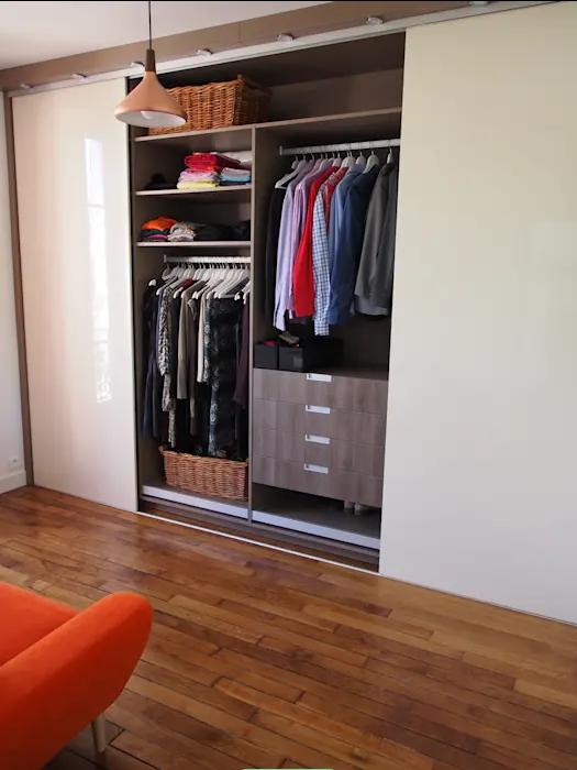 Tủ quần áo đa năng với hệ cửa trượt
