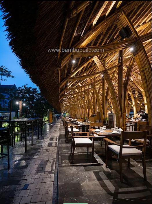 Nhà hàng Everland Bamboo - Thiết kế nhà hàng từ tre - 2