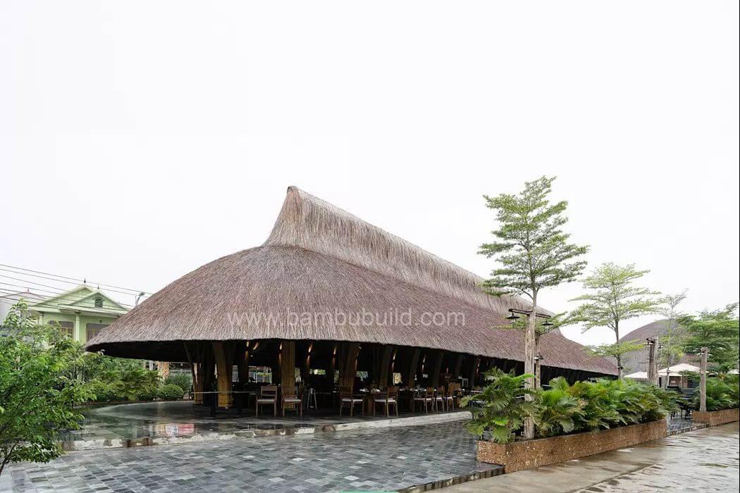 Nhà hàng Everland Bamboo - Thiết kế nhà hàng từ tre - 4