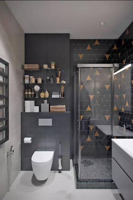 Hạn chế sử dụng những món đồ không cần thiết - Thiết kế nhà tắm - 3