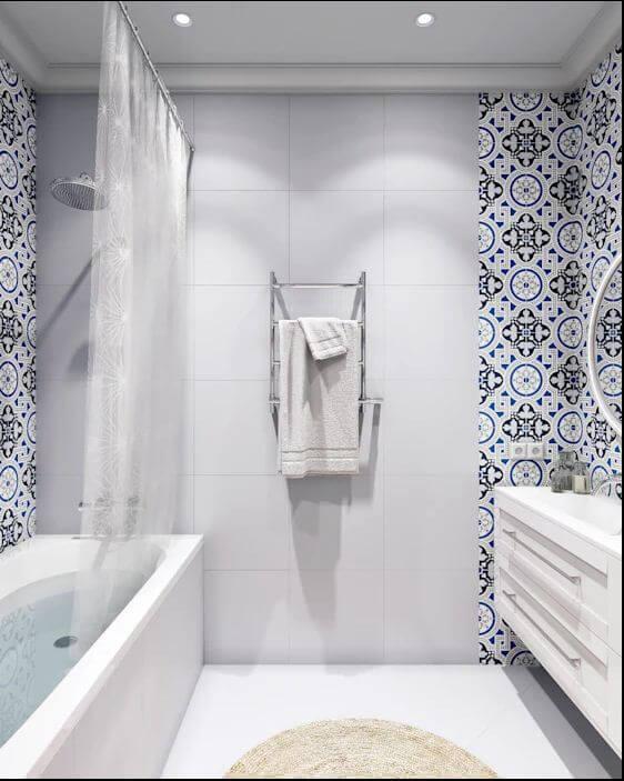 Hạn chế sử dụng những món đồ không cần thiết - Thiết kế nhà tắm - 4