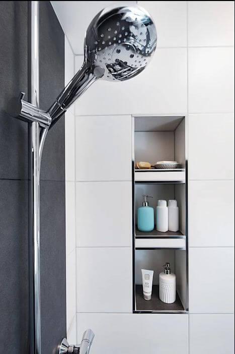Hạn chế sử dụng những món đồ không cần thiết - Thiết kế nhà tắm - 5