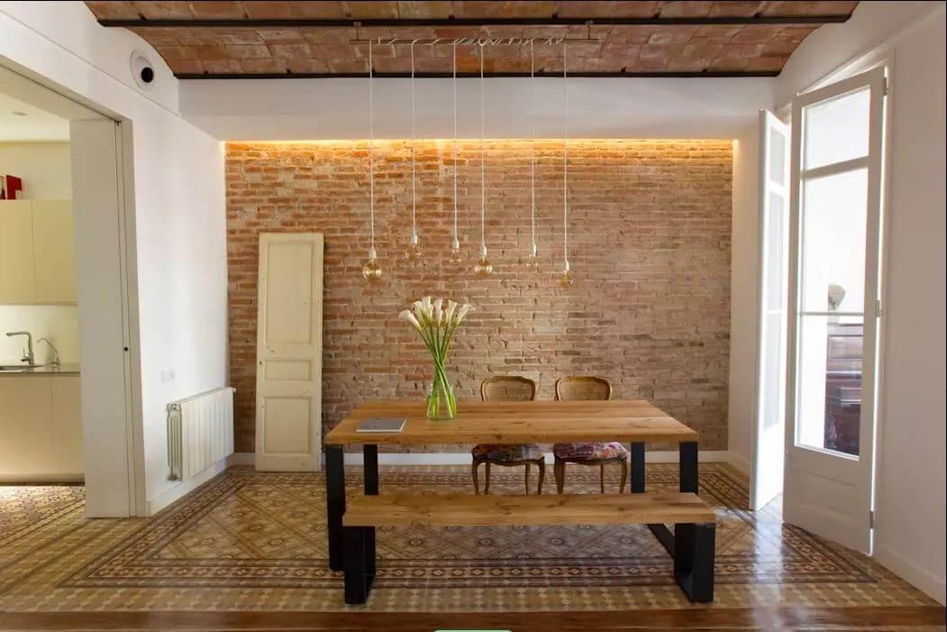 Trần thô với vòm cong độc đáo - Mẫu trần nhà đẹp - 2